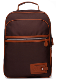 Park Shin Hye Heartstrings Backpack Dark Brown 2
