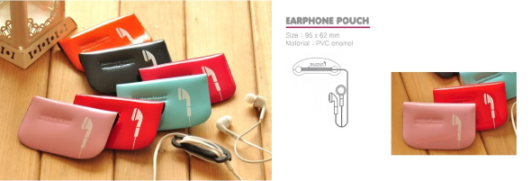 Ear Phone Pouch 3