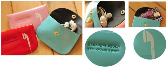 Ear Phone Pouch 5