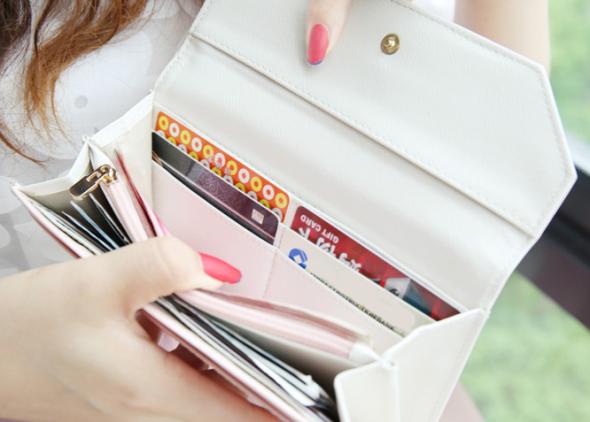 Forever Long Wallet 3