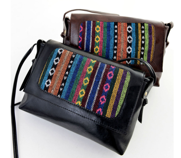 Rustic Sling Bag 2