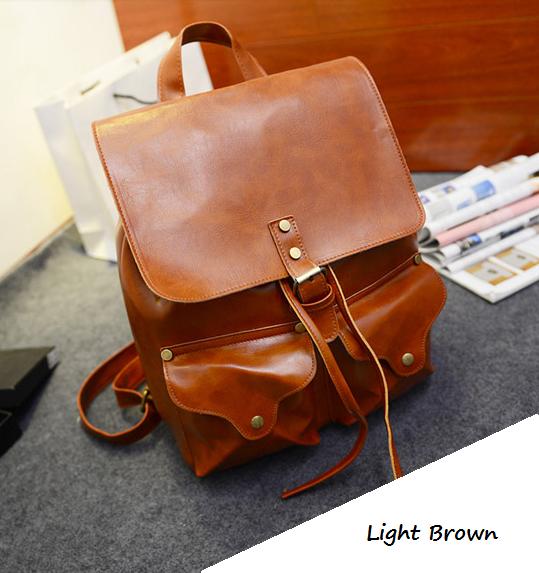 Vintage Backpack 2