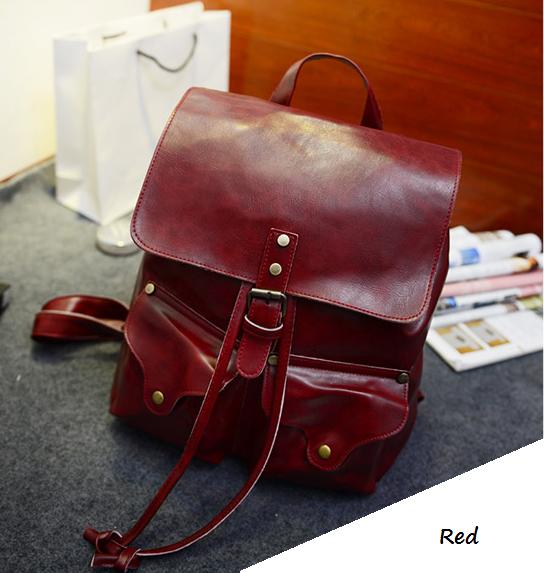 Vintage Backpack 3